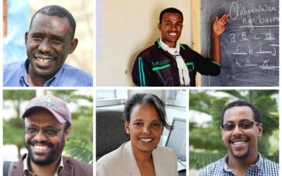 Our Dedicated Staff in Ethiopia