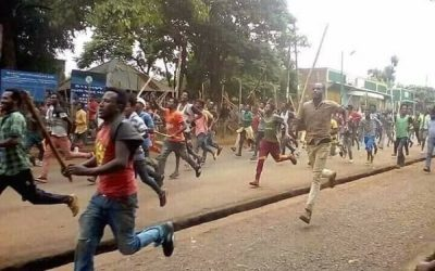 Ethnic Violence Burns Shashemene